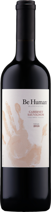 Be Human 2018 Cabernet - Columbia Valley Washington - Aquilini Family Wines