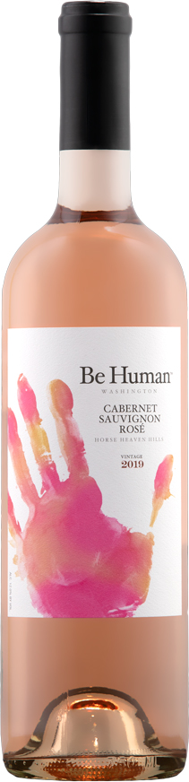 Be Human 2019 Rose - Columbia Valley Wines - Aquilini Family Wines
